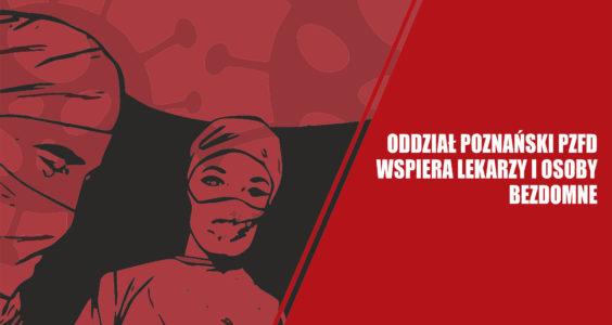 Stan pandemii – poznańscy deweloperzy w akcji