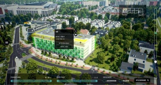 Zapraszamy na prezentację wirtualnej makiety 3D