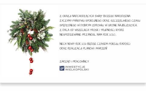 Zamiast tradycyjnych kartek z życzeniami…